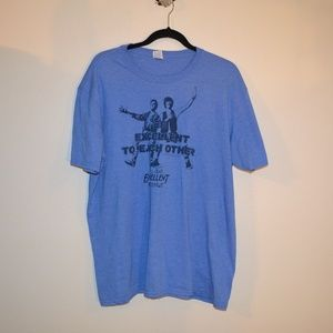 4 for $25 Bill and Ted loot crate T-shirt xl